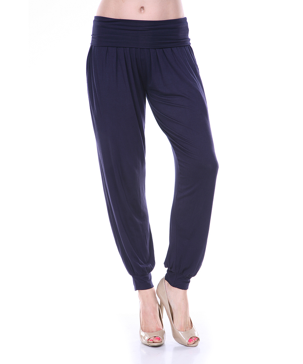 Brilliant Uniqlo Women Denim Leggings Pants In Blue NAVY  Lyst