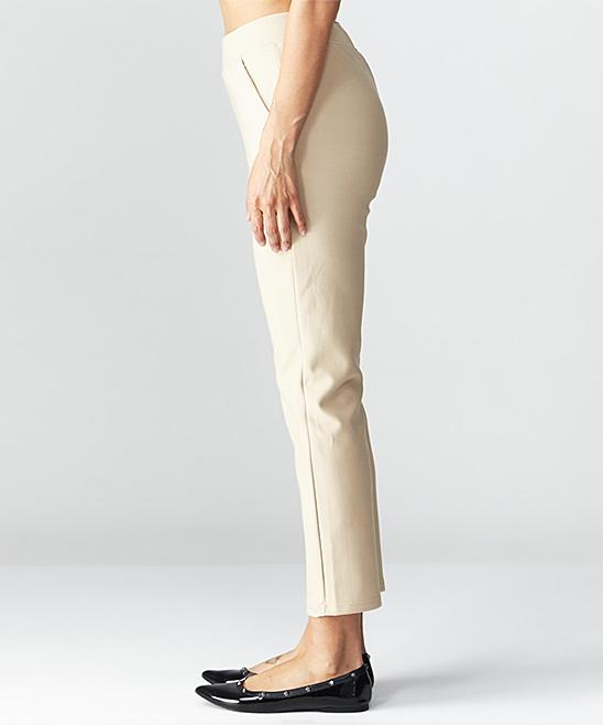 Elegant Continental Khaki Pants For Women  Save 79