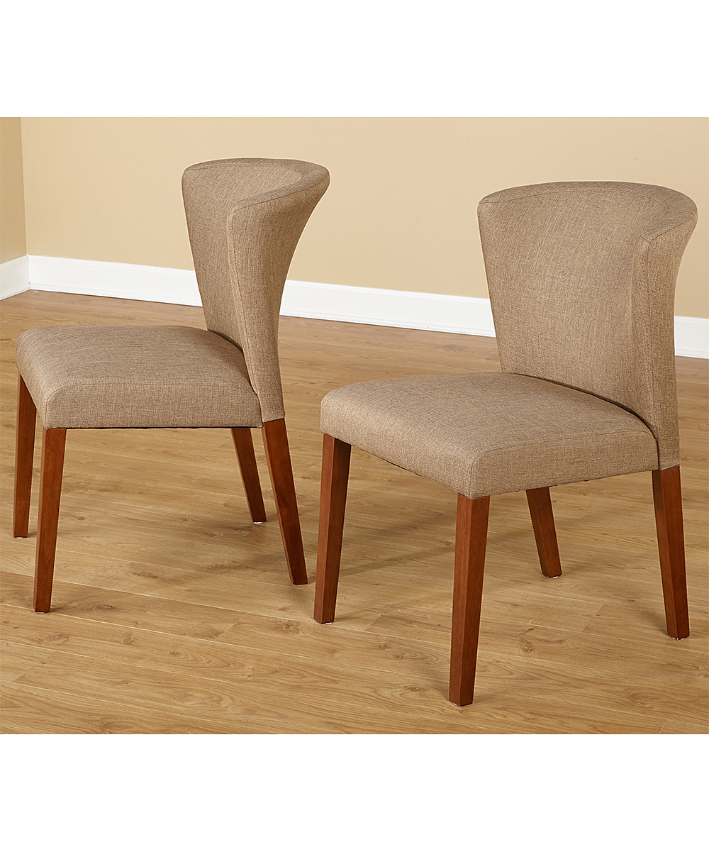 Olivia Dining Chair Set of Two zulily : zu39282045alt1tm1464807353 from www.zulily.com size 1000 x 1201 jpeg 186kB