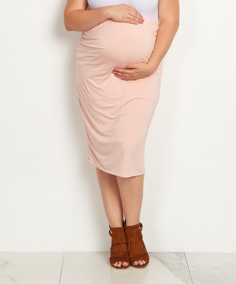 pinkblush maternity pinkblush light pink maternity pencil