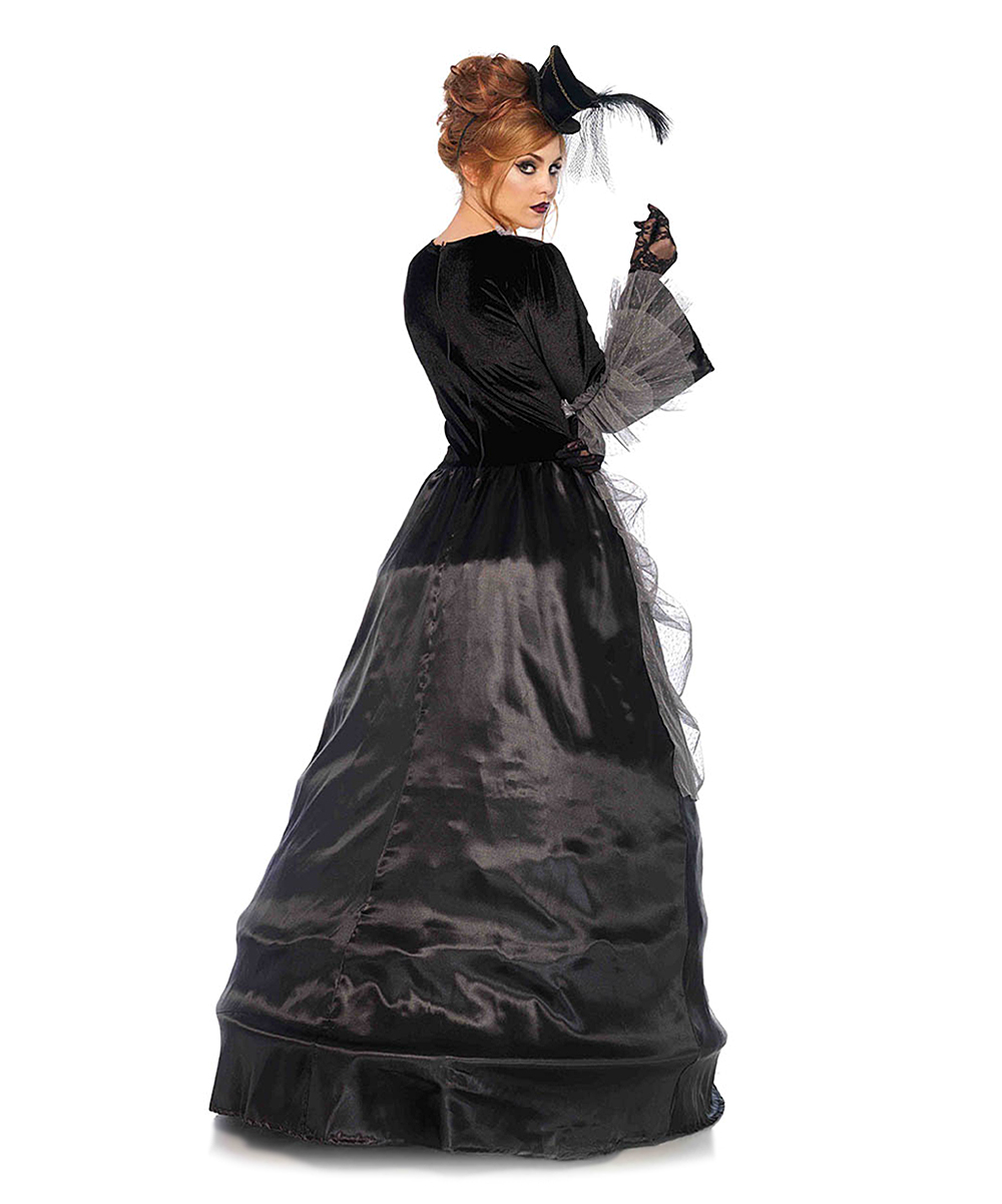 black victorian ball gown - photo #25