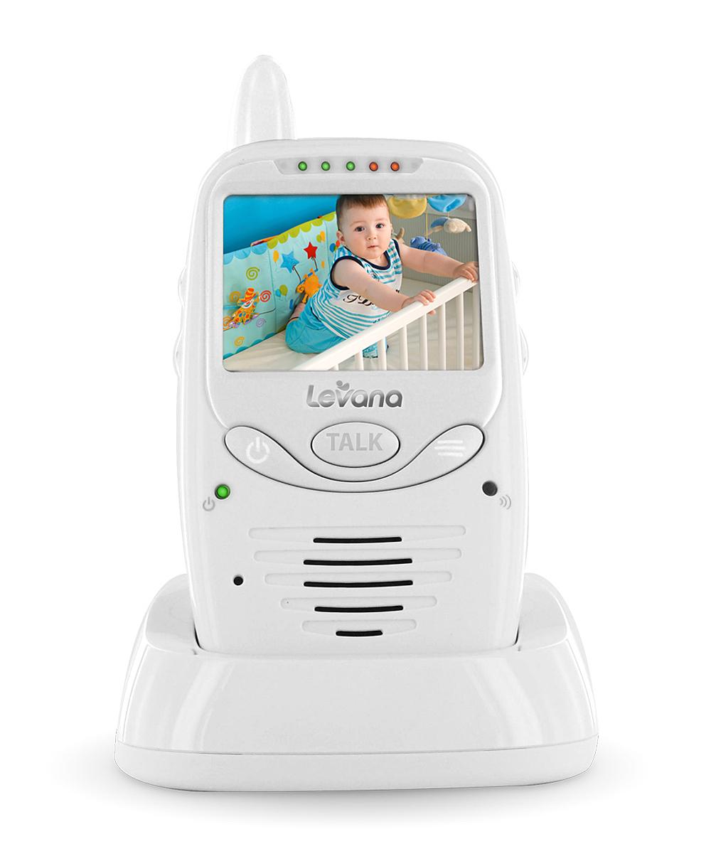 levana jena digital wireless video baby monitor zulily. Black Bedroom Furniture Sets. Home Design Ideas