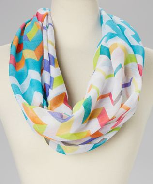 Chic Accents: Infinity Scarves