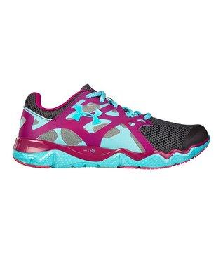 Charcoal Micro G Monza Night Running Shoe