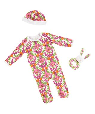 Lilli Bell Footie Set