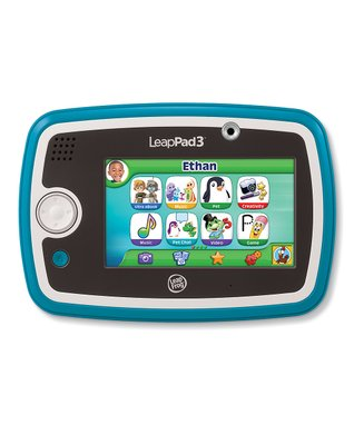 Teal Leapfrog LeapPad3 Learning Tablet