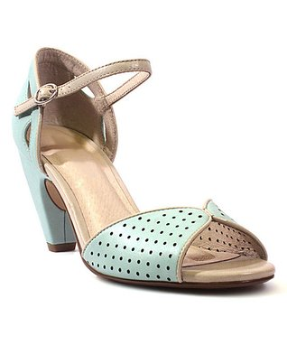 Mint Perforated Nicola Pump
