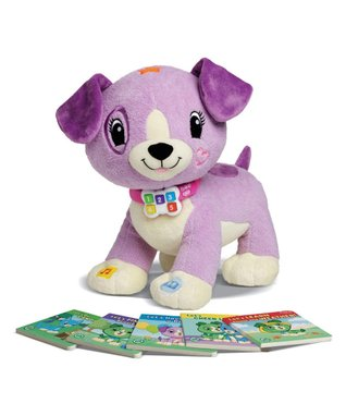 LeapFrog® Read With Me Violet