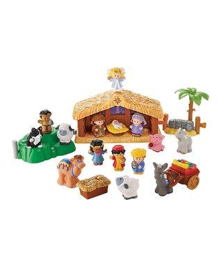 Nativity Scene Toy Set