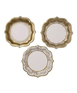 Truly Scrumptious Plate - Set of 24