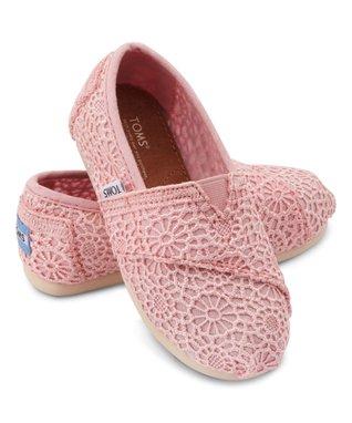 Soft Pink Crochet Classics - Tiny