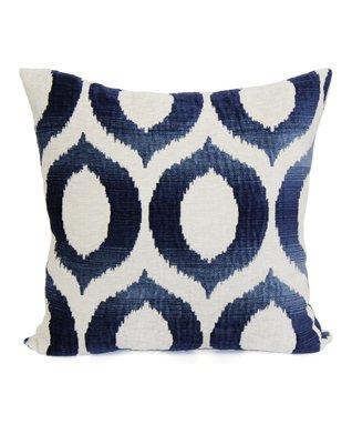 Indigo Olson Throw Pillow