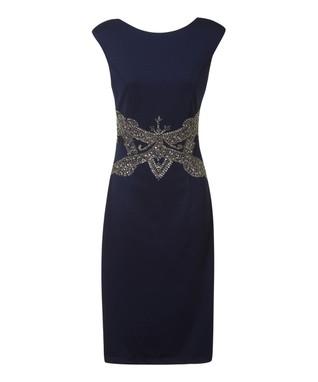 Navy Stella Dress