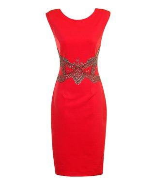 Watermelon Stella Dress
