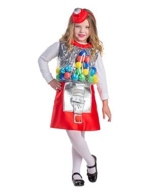 Red Gumball Machine Dress-Up Set - Toddler & Kids