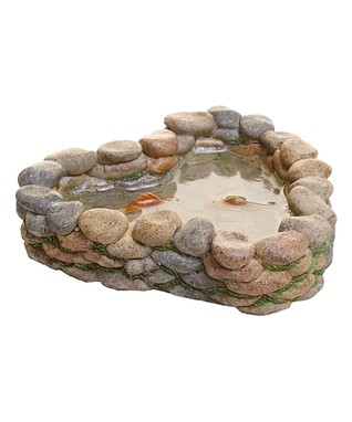Koi Pond Figurine