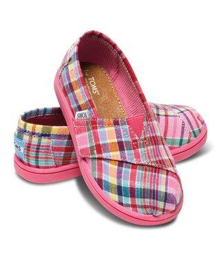 Pink Plaid Classics - Tiny