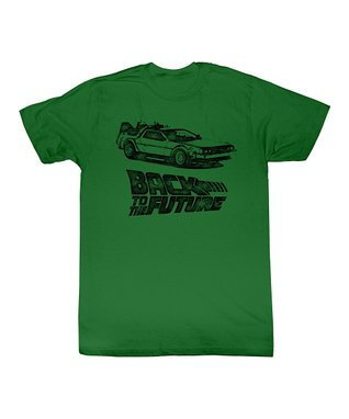 Kelly Green DeLorean Tee - Toddler & Kids
