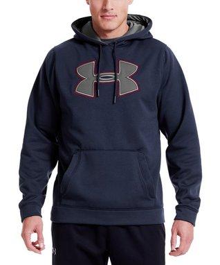 Midnight Navy Armour® Fleece Storm Hoodie