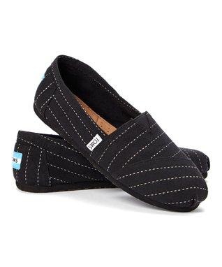 Black Pin Stripe Classics