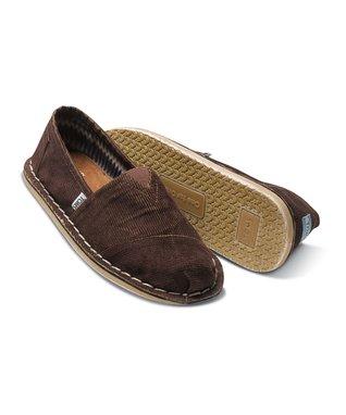 Brown Corduroy Stitchouts