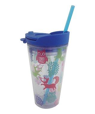Melon Hourglass 22-Oz. Water Bottle