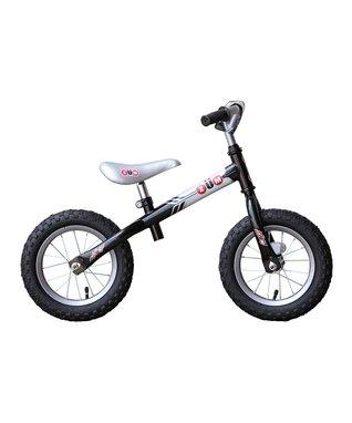 ZÜM Black & Silver SX Balance Bike