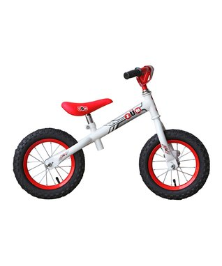 ZÜM White & Red SX Balance Bike