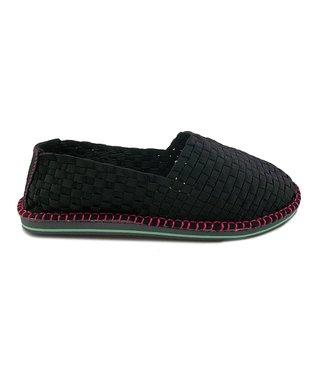 TigerBear Republik Black Hendrix Slip-On Shoe