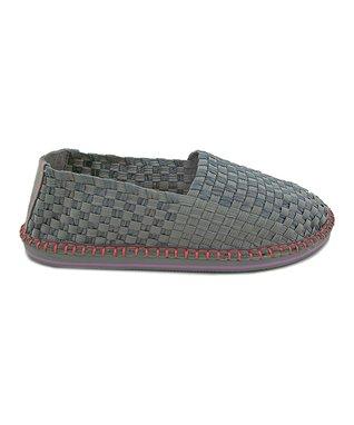 TigerBear Republik Gray Hendrix Slip-On Shoe