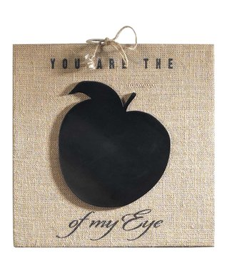 Pear Chalkboard & Canvas Wall Art