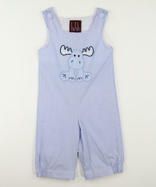 Blue Moose Overalls - Infant & Toddler