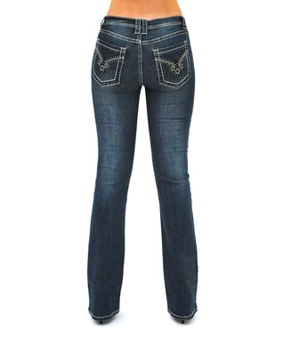 RED by Rose Royce Imperial Lilly Bootcut Jeans