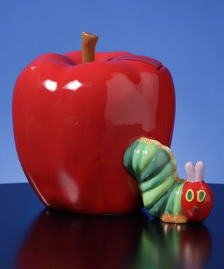 The Very Hungry Caterpillar Musical Bank