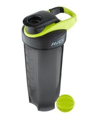 Electric Green Mixfit 28-Oz. Shaker Bottle