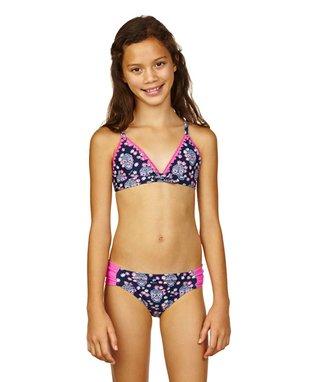 Wavy Navy Laguna Beach Bikini - Girls