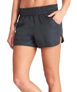 Flint Gray Tia Shorts