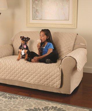 Natural Microfiber Furniture Protector