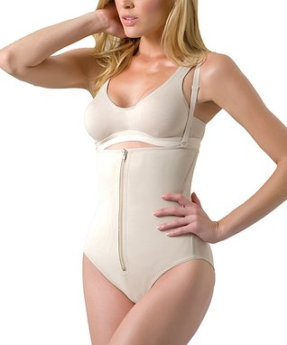 Nude Estefany Under-Bust Brief Bodysuit - Women & Plus
