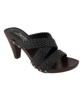 Lena Luisa Black Avenue Sandal