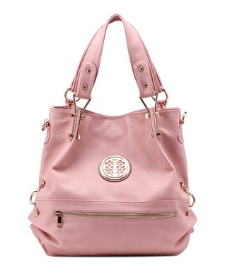 Tickled Pink With Handbags