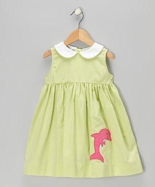 Vive La Fête White Leprechaun Smocked Tee & Shorts - Infant, Toddler & Girls