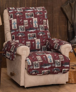 Sage Optics Wing Chair Slipcover