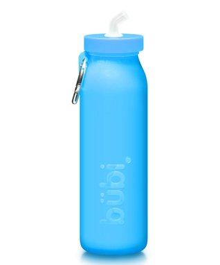 Neon Yellow Smart Shake Slim 17-Oz. Water Bottle