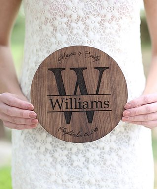 Personalized Necklace Holder Sign
