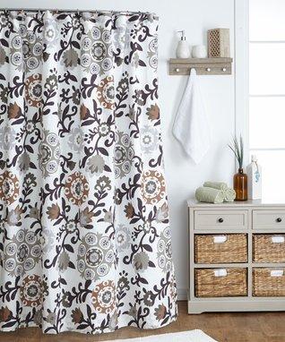 Genevieve Shower Curtain