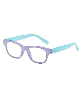 Purple & Light Blue Sorbet Eye Candy Reader