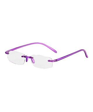 Purple Gel Readers