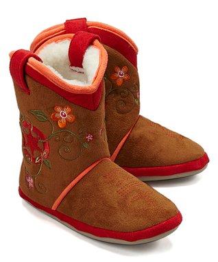 Cicciabella Branded Bella Slipper Boot