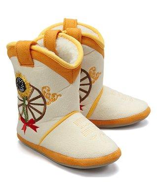 Cicciabella Sunny Trail Slipper Boot